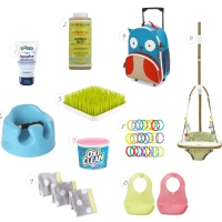 baby must-haves (3-6 months)